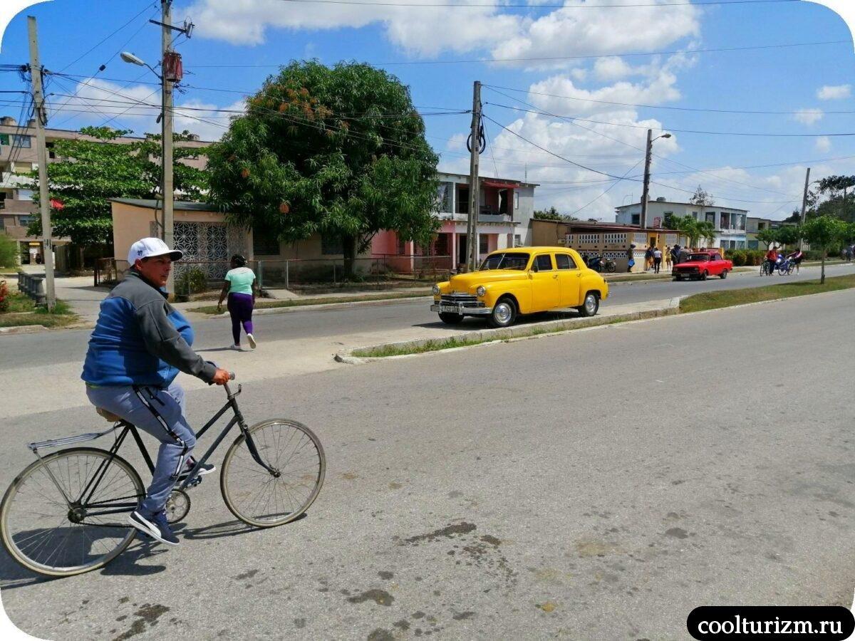 Машины на Кубе