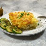 Запеканка картофельная с адыгейским сыром
