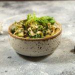 Маринованный салат из пекинской капусты