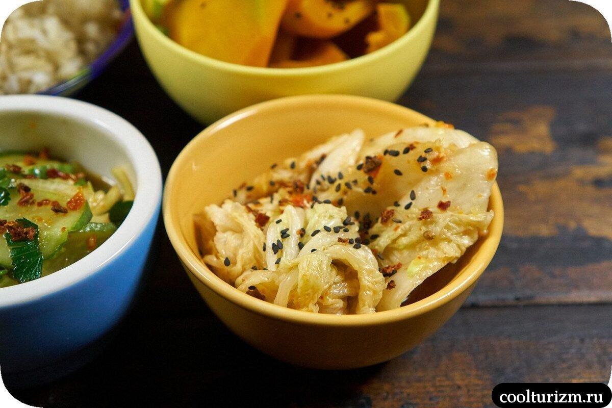 как приготовить кимчи из пекинской капусты