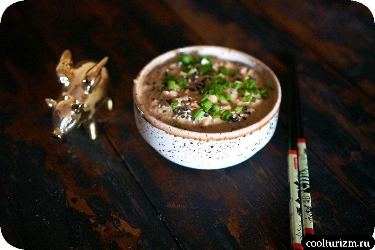 ёсёку японский салат с тунцом и картофелем