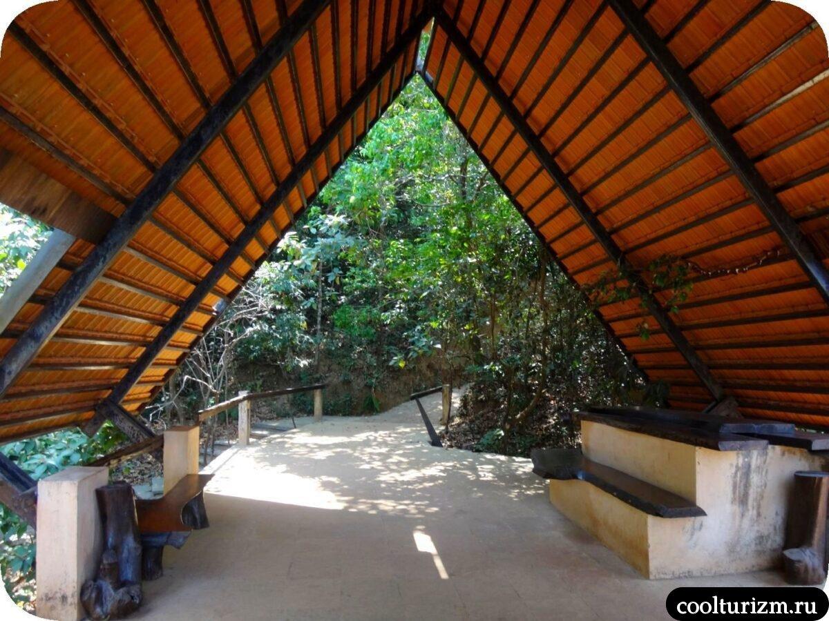 развлекательная программа Swapnagandha Resort