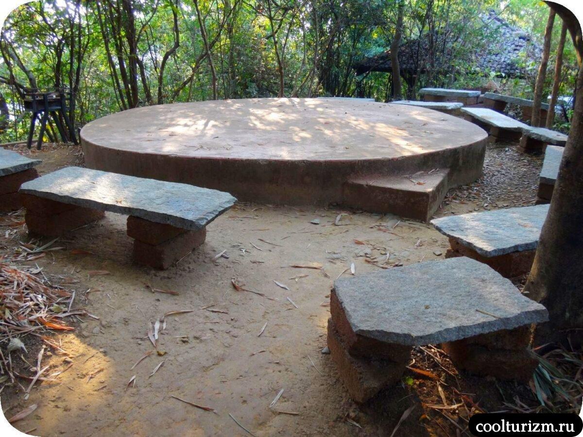развлекательная программа и еда в Swapnagandha Nature Resort