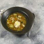 Рецепт супа из пекинской капусты