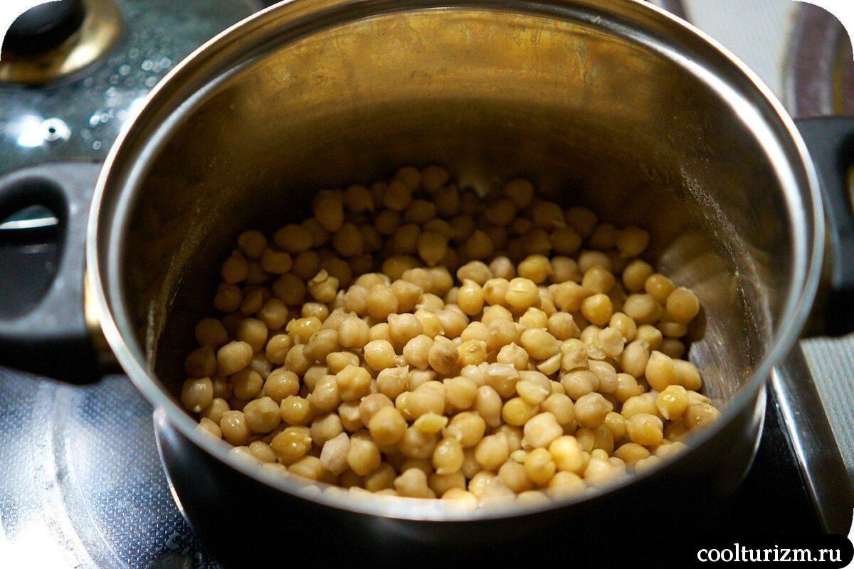 рецепт нута с тофу и пекинской капустой просто
