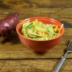 Салат свежая капуста морковь огурец