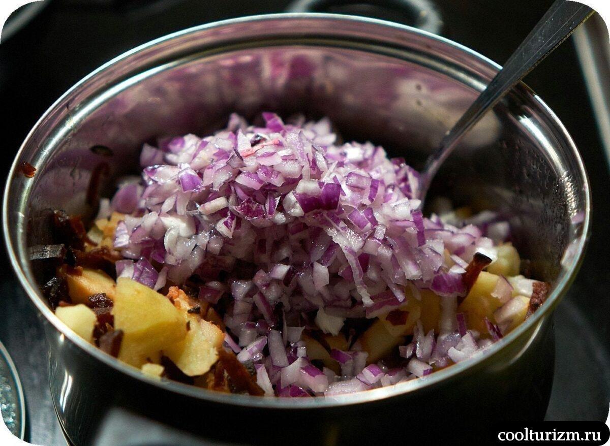 как приготовить салат со свеклой и селедкой