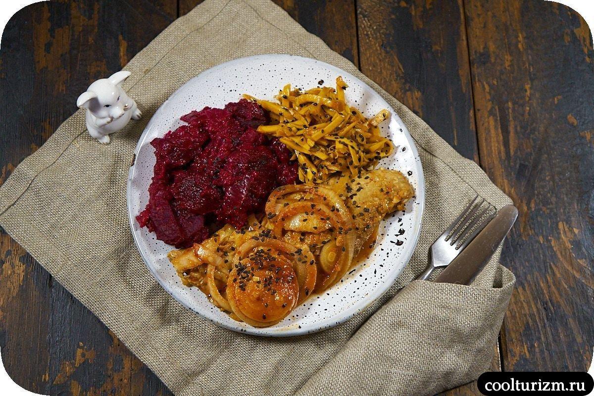 скумбрия в томатном соусе на сковороде рецепт