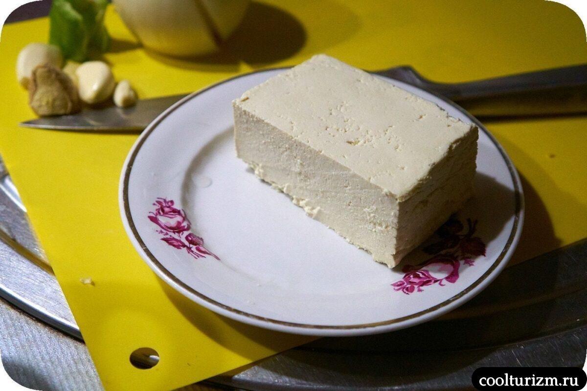 рецепт нута с тофу и пекинской капустой в домашних условиях