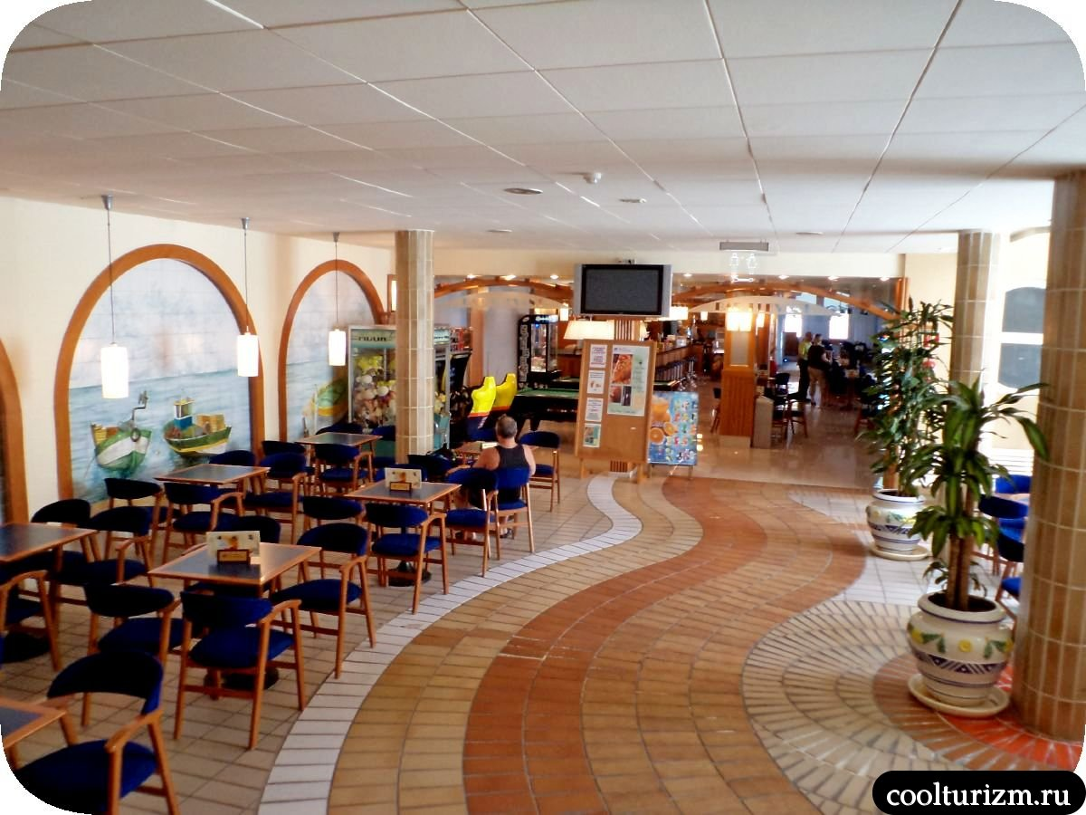 Снова Отель Playa Park 3* Салоу Испания