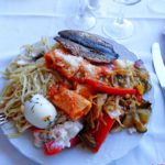 Еда в отеле Европа Плайя Марина 4*