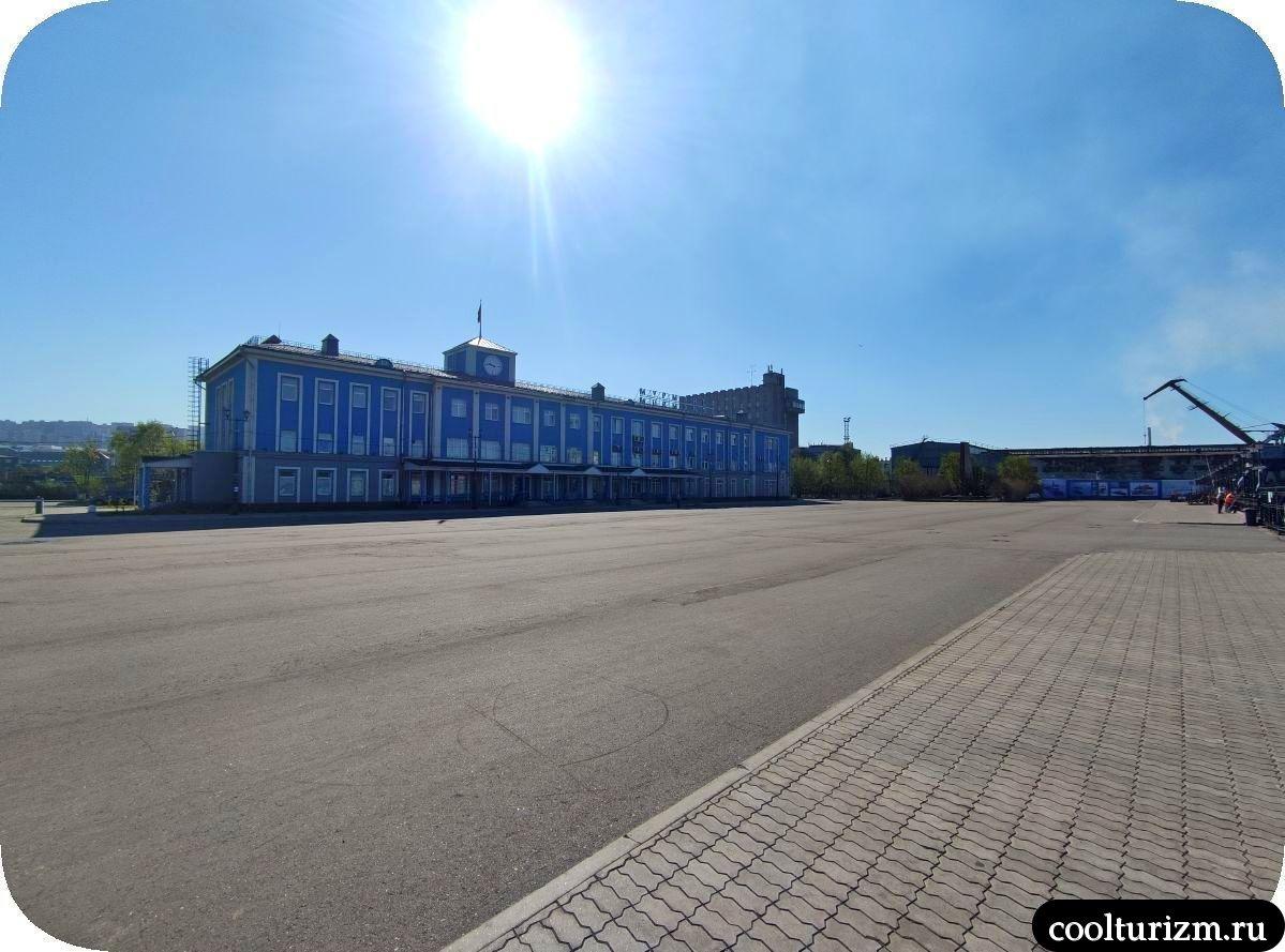 морской вокзал в мурманске 2021