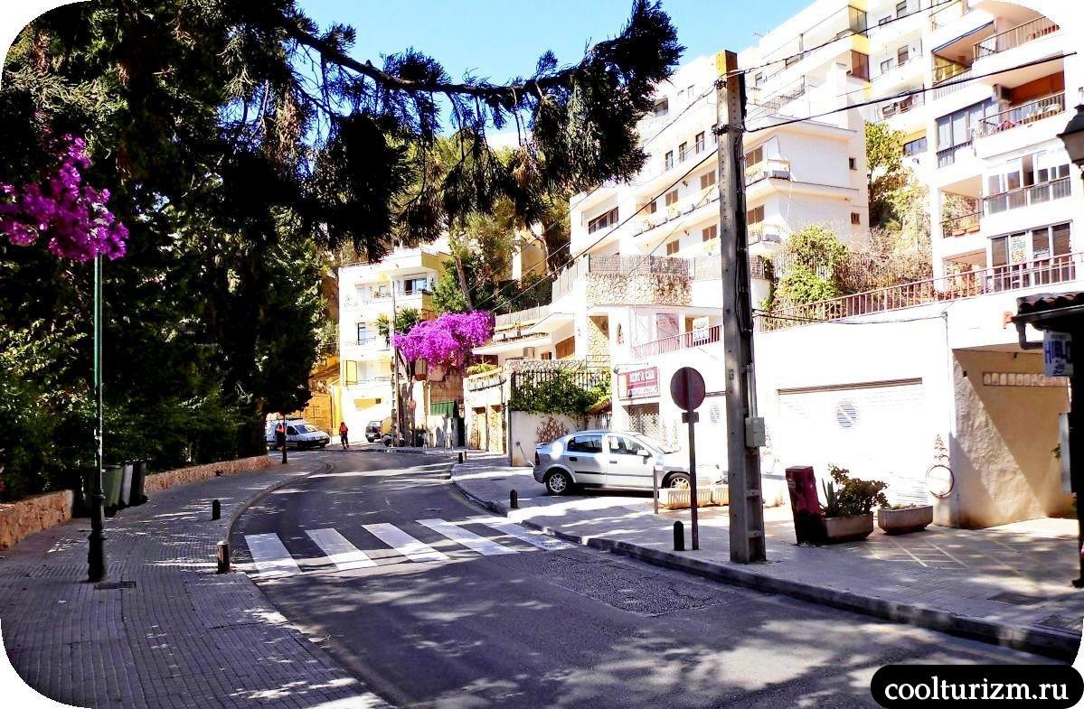 Прогулка по Ильетас Майорка Испания