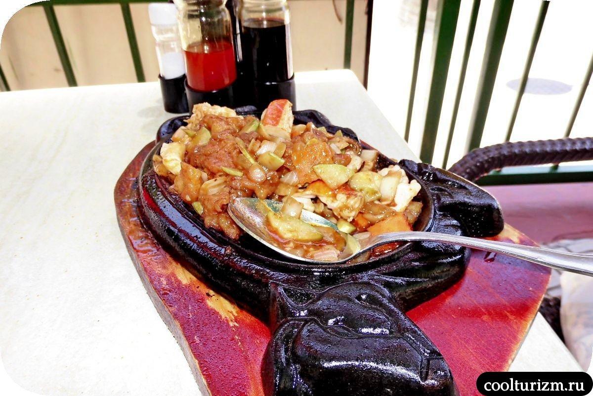 азиатская Еда в Ильетас Майорка