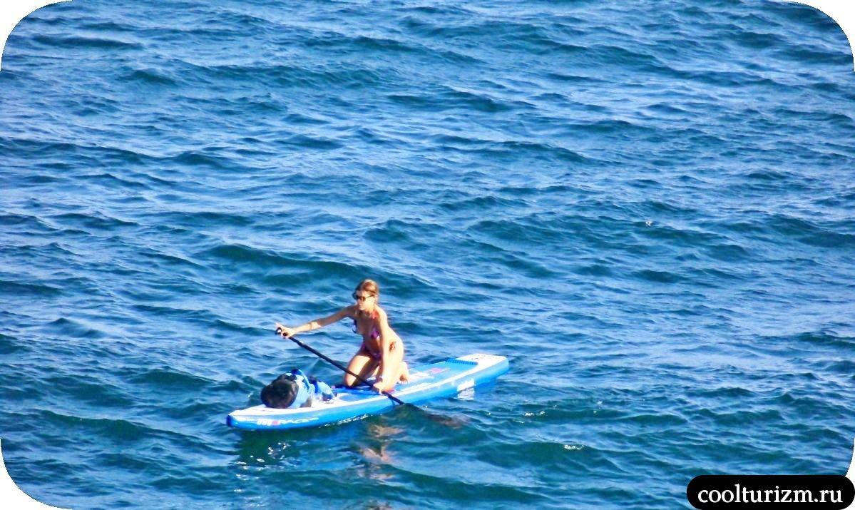 Виды на море остров Майорка