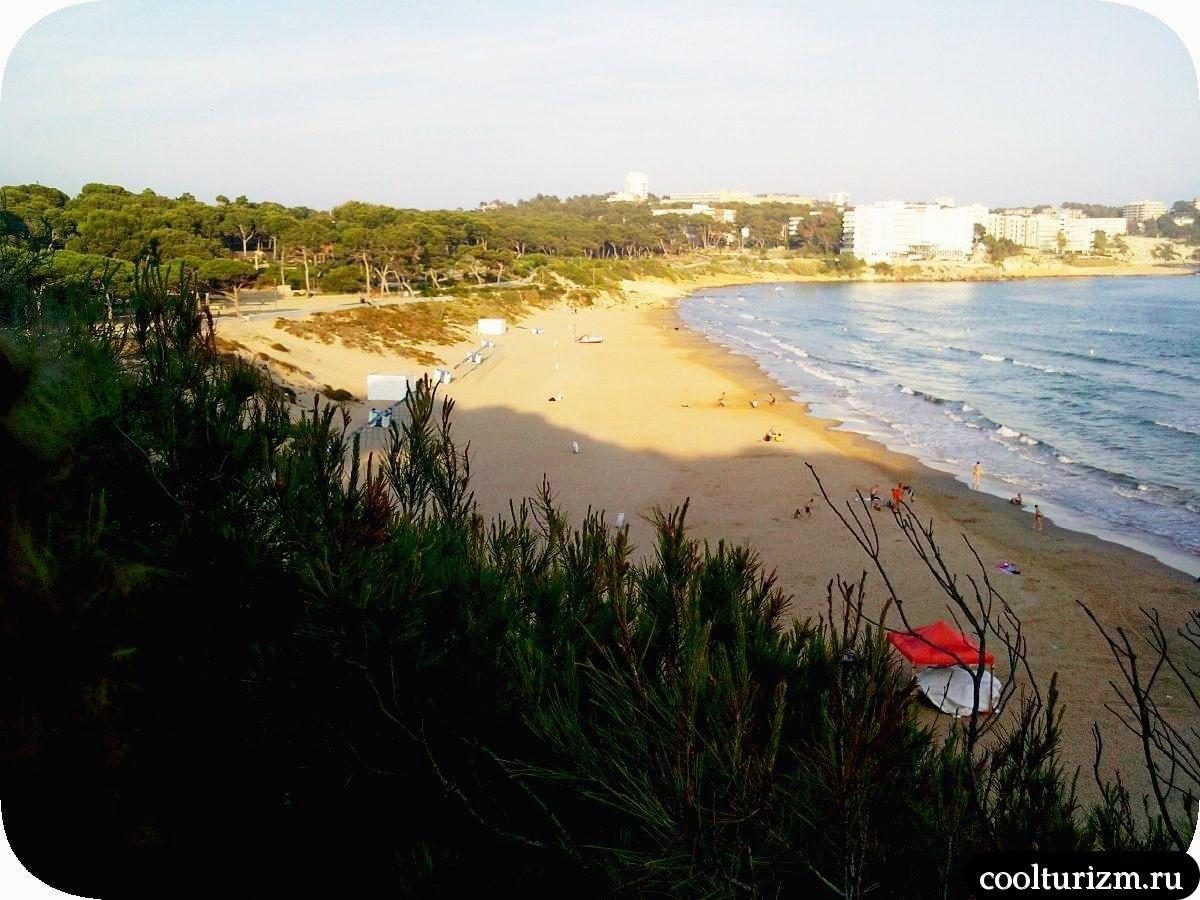Салоу пляж Лларга