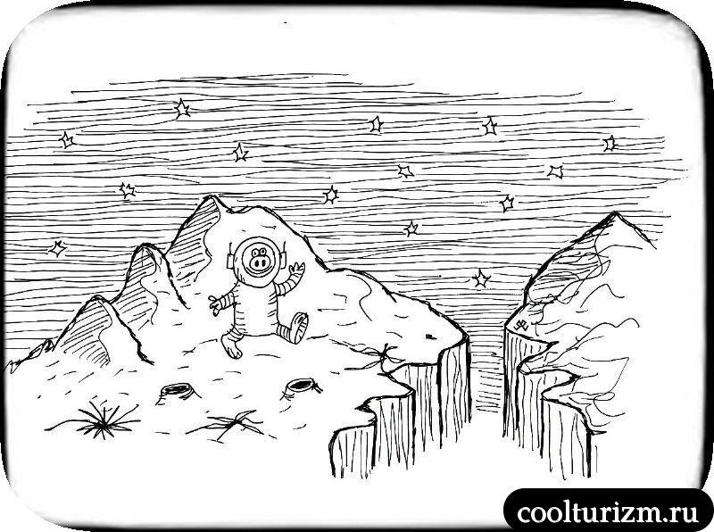 Космическая Одиссея Свинни