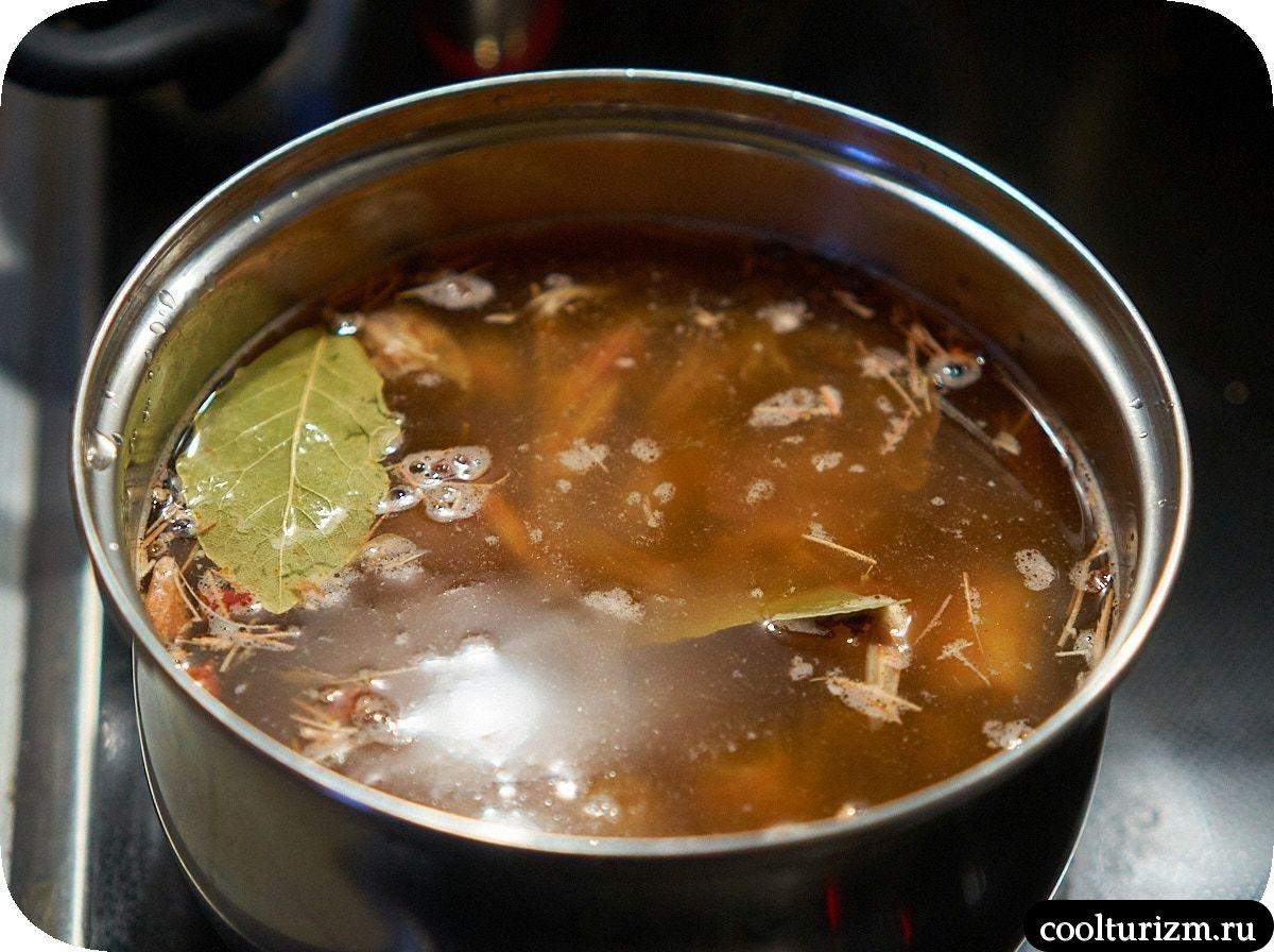 Суп гамбо необычный рецепт