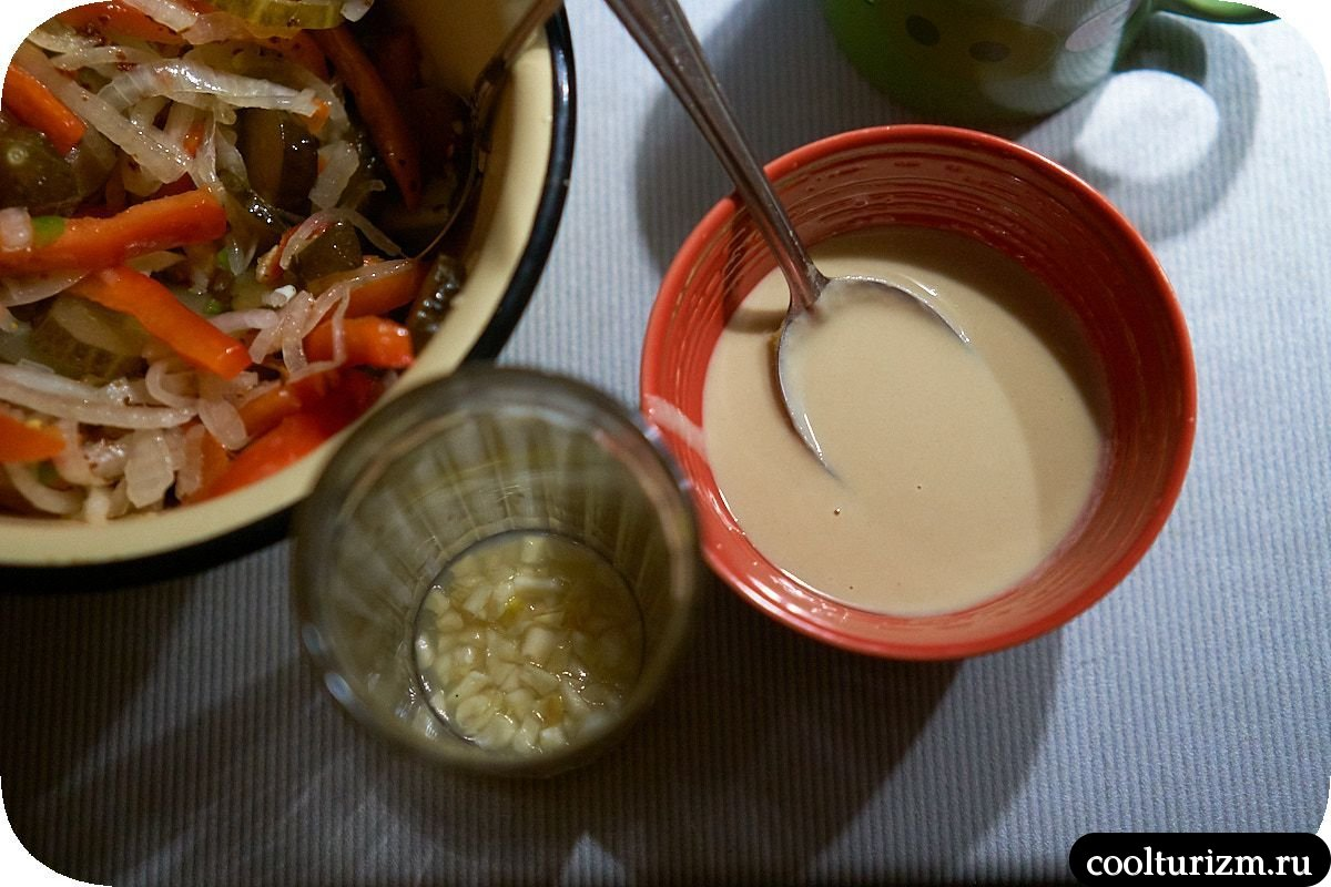 Шаварма с хумусом израильская
