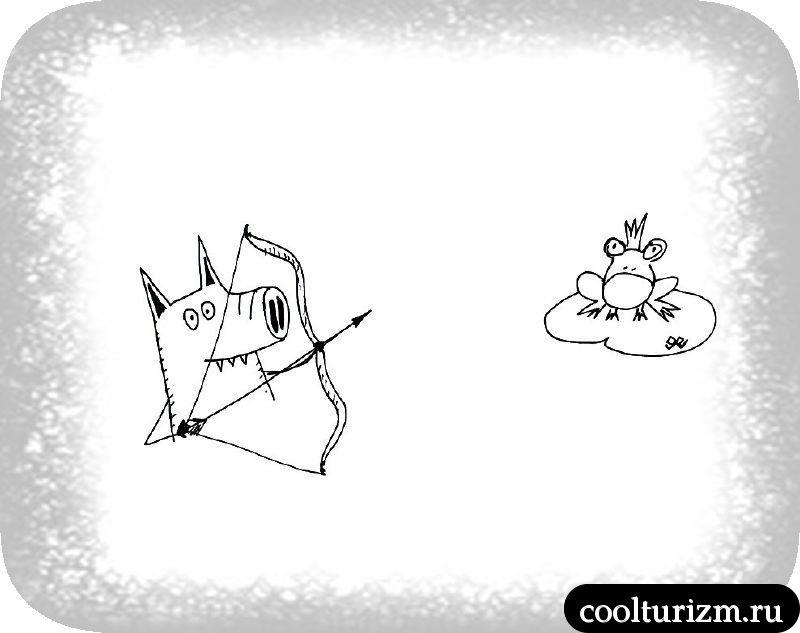 Сказка о царевне Свиневне