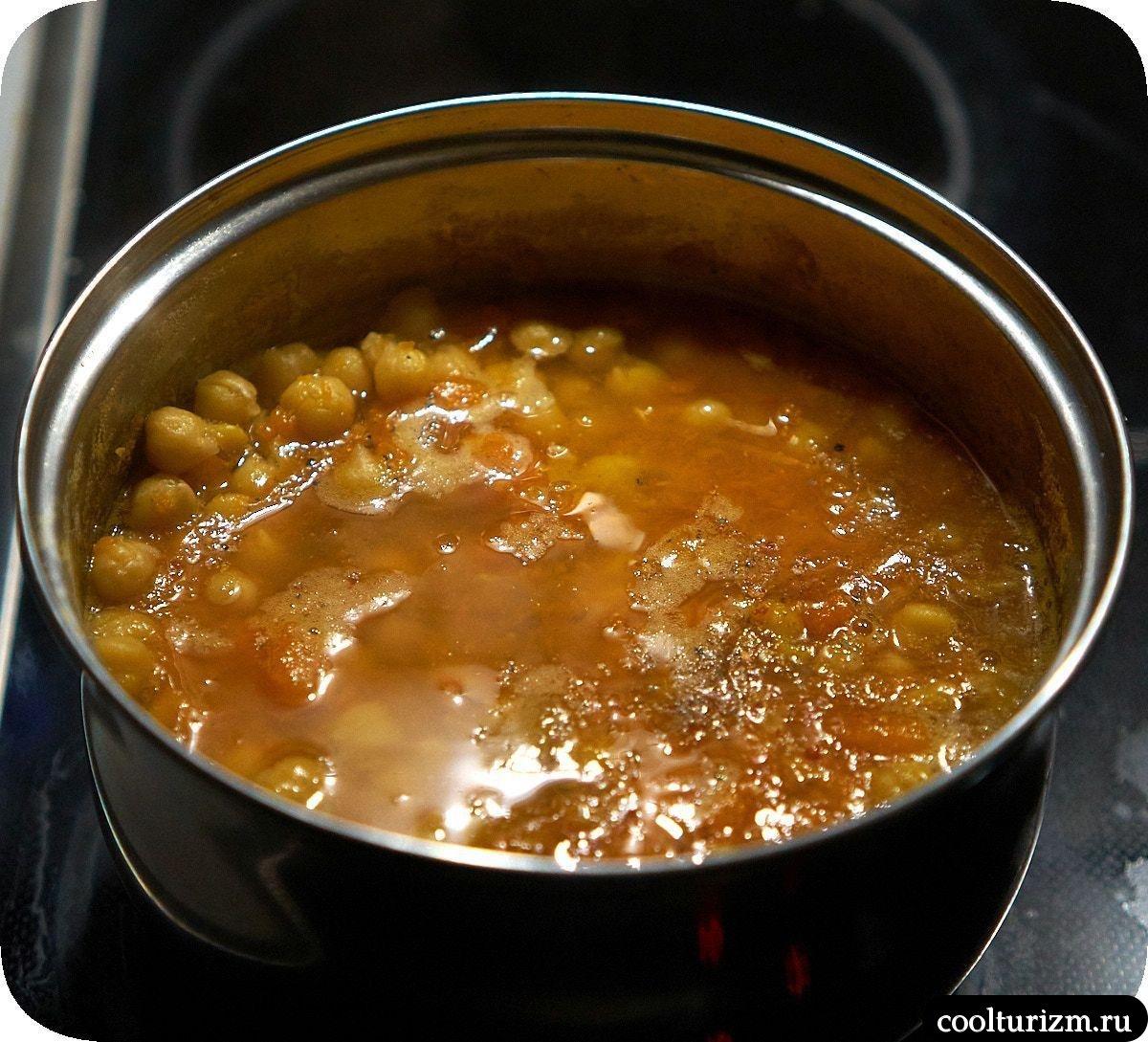 Рецепт хумуса с солеными щечками трески фото