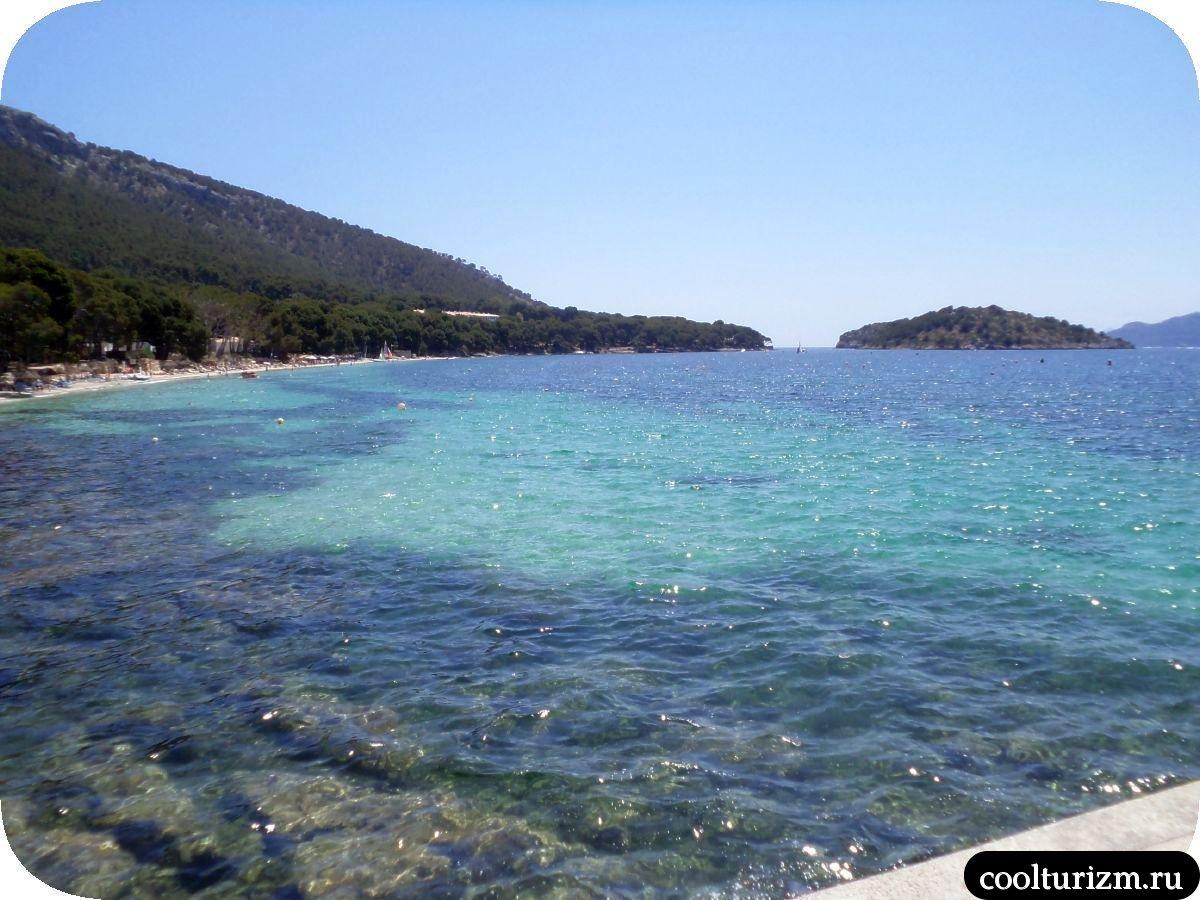 Экскурсия на мыс Форментор Майорка Средиземное море