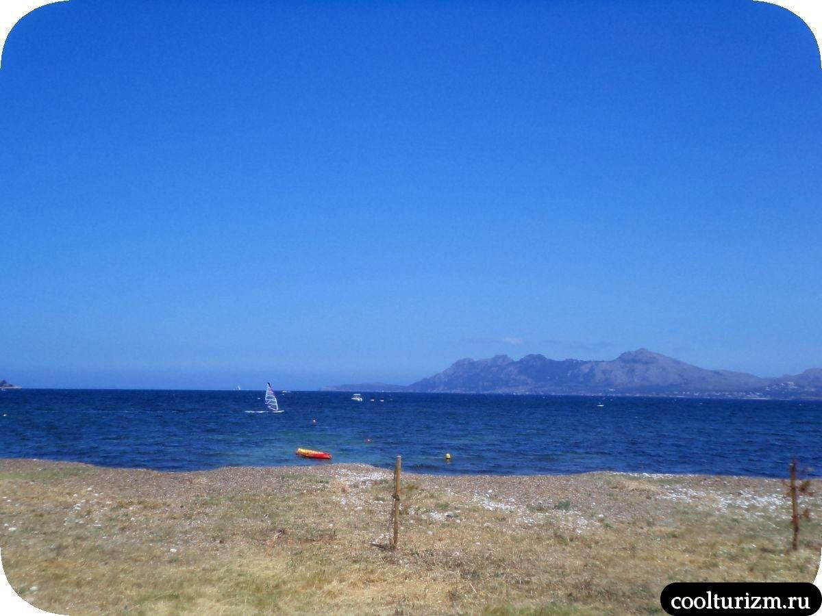 Экскурсия на мыс Форментор Майорка бухта с яхтами