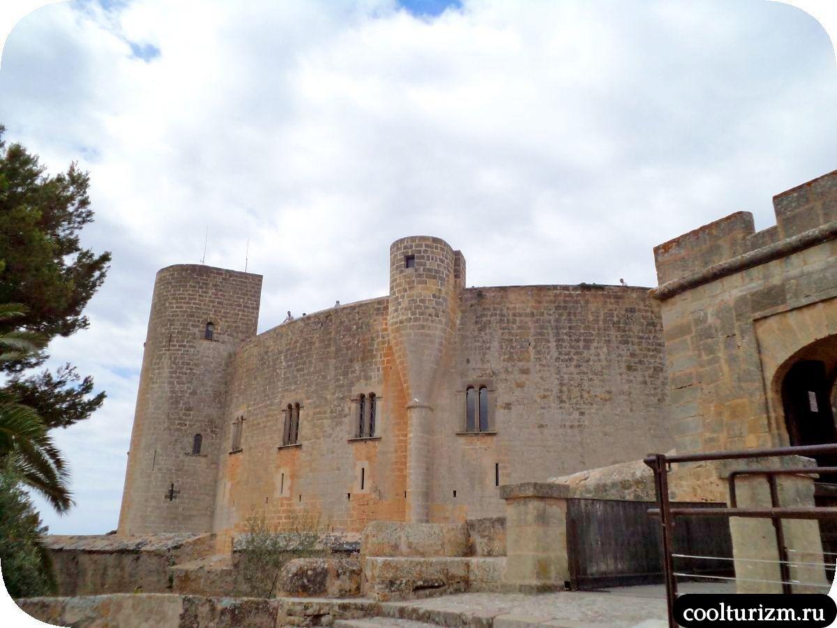 Замок Бельвер в Пальме