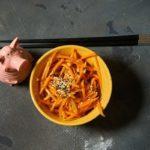 Корейская морковь пошагово