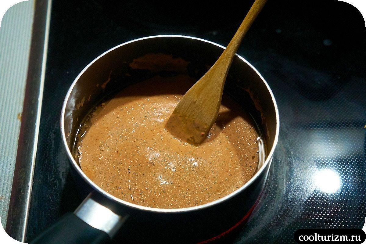 Индейка тандури с черным рисом соус