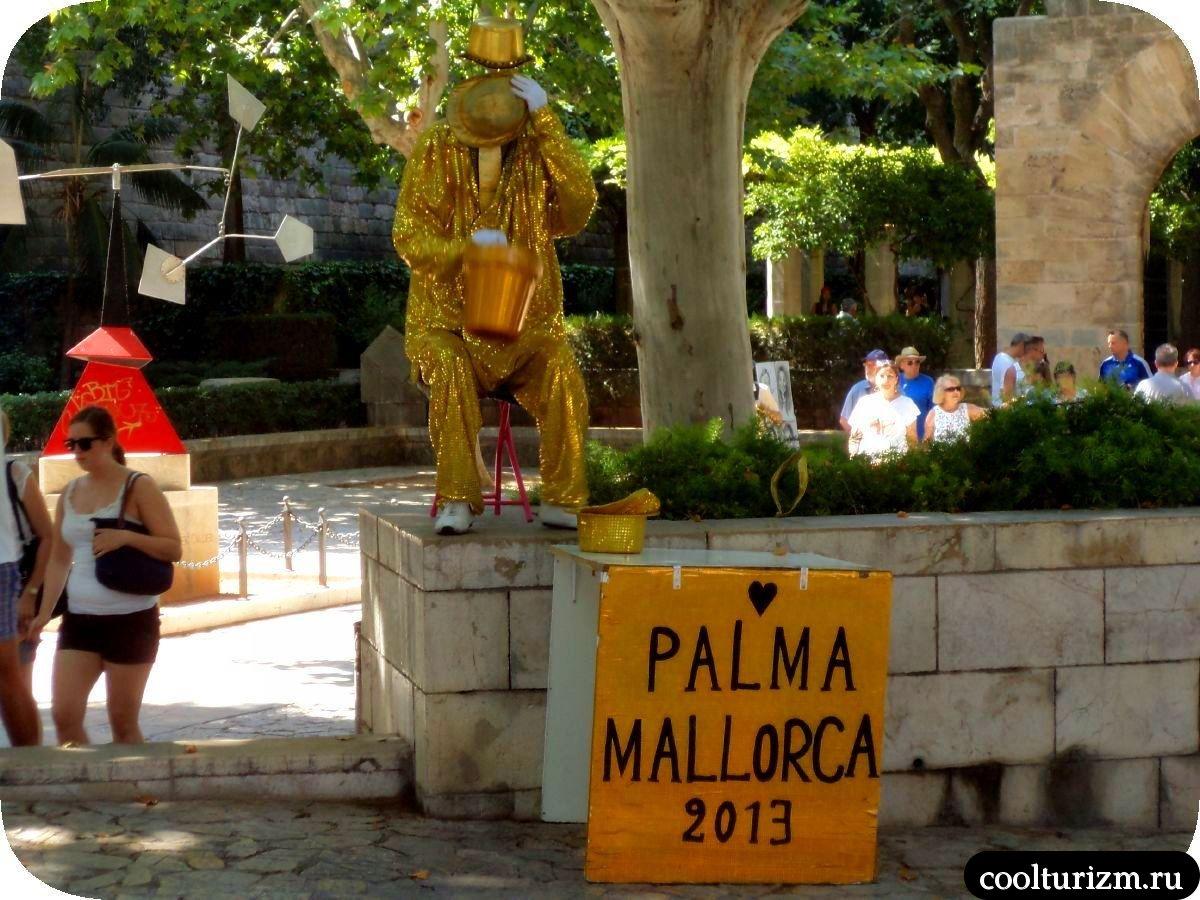 Пальма де Майорка фото