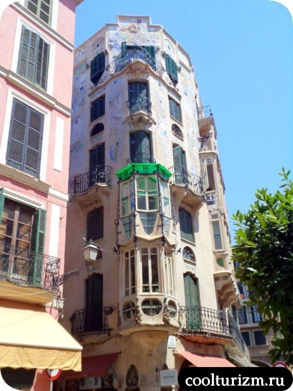 Фортеза Рей и прочие архитектурные прелести Пальмы де Майорки летом