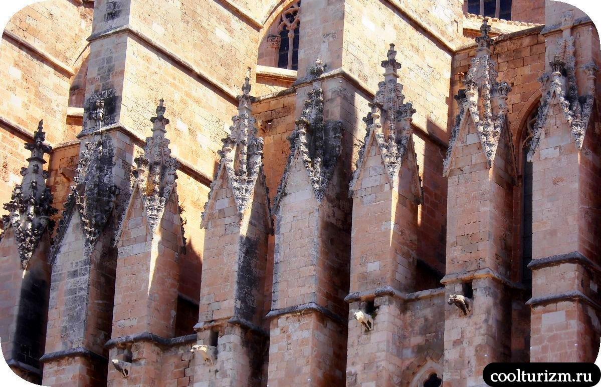 Горгульи собора Майорка