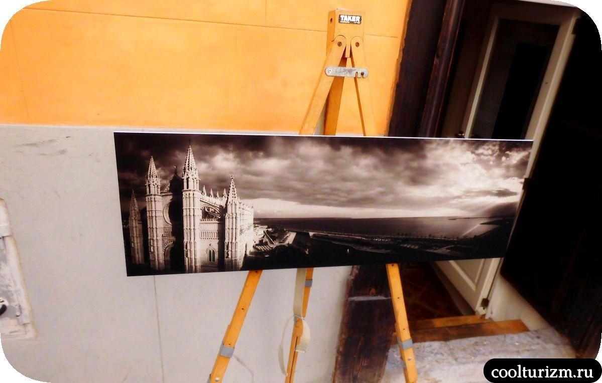 Пальмский собор Ла Сеу красивое фото