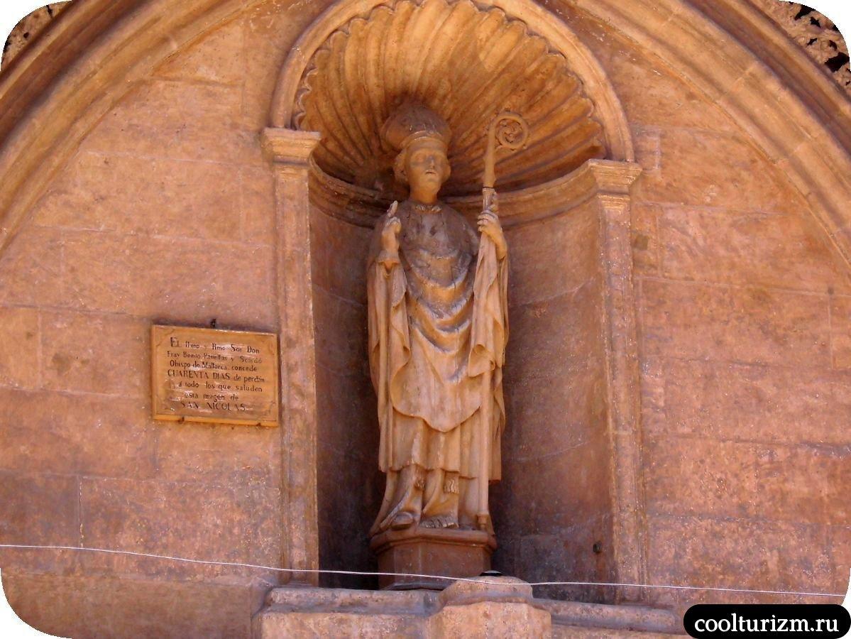 церковь святого николая пальма де майорка