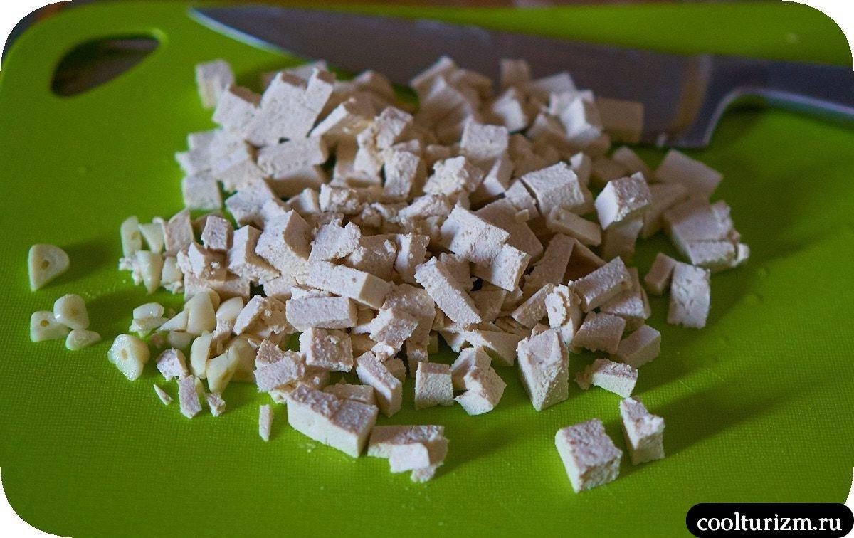 соус из тофу