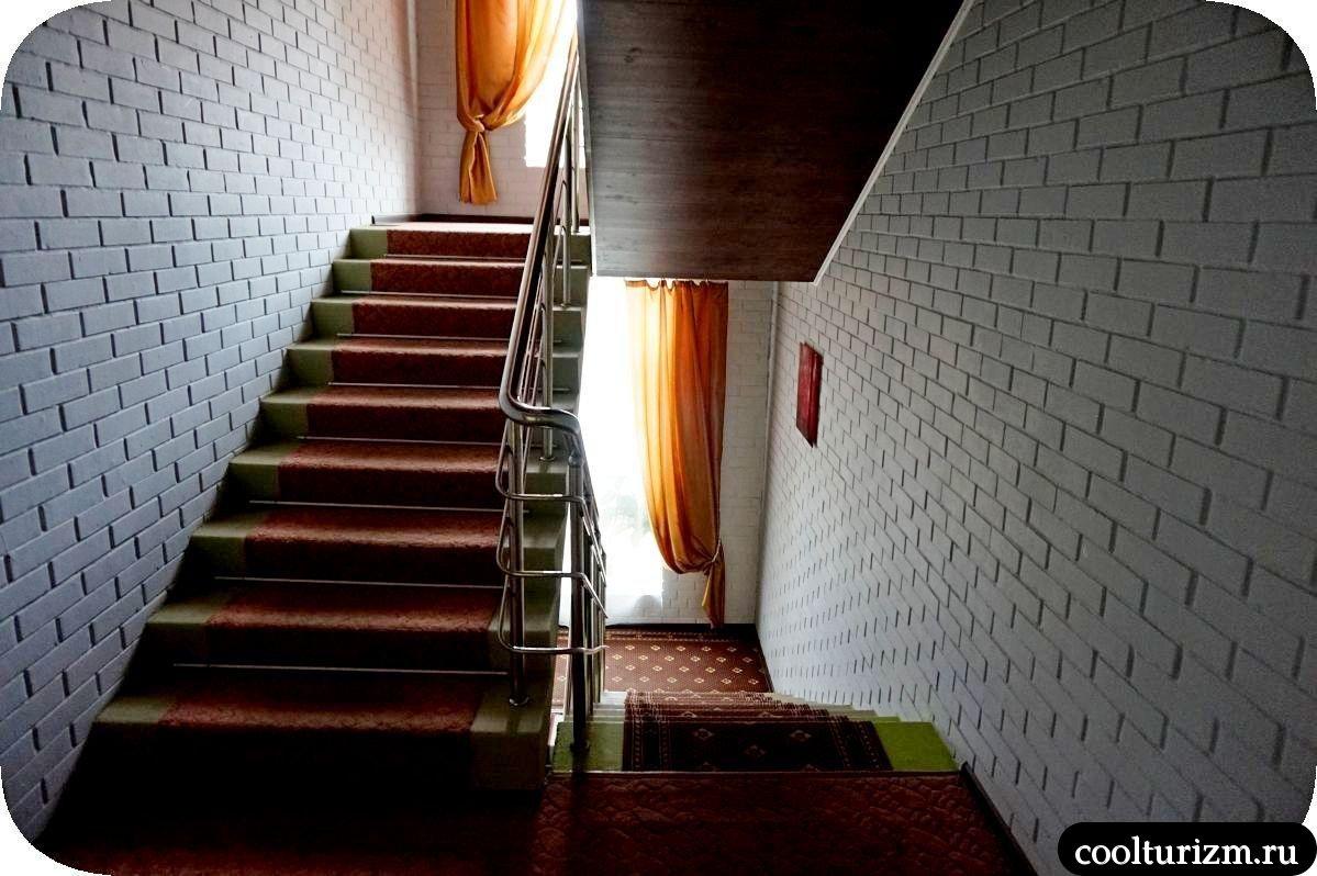 Гостевой дом Внуково 41а ковры на полу