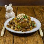 Хумус с грибами рецепт