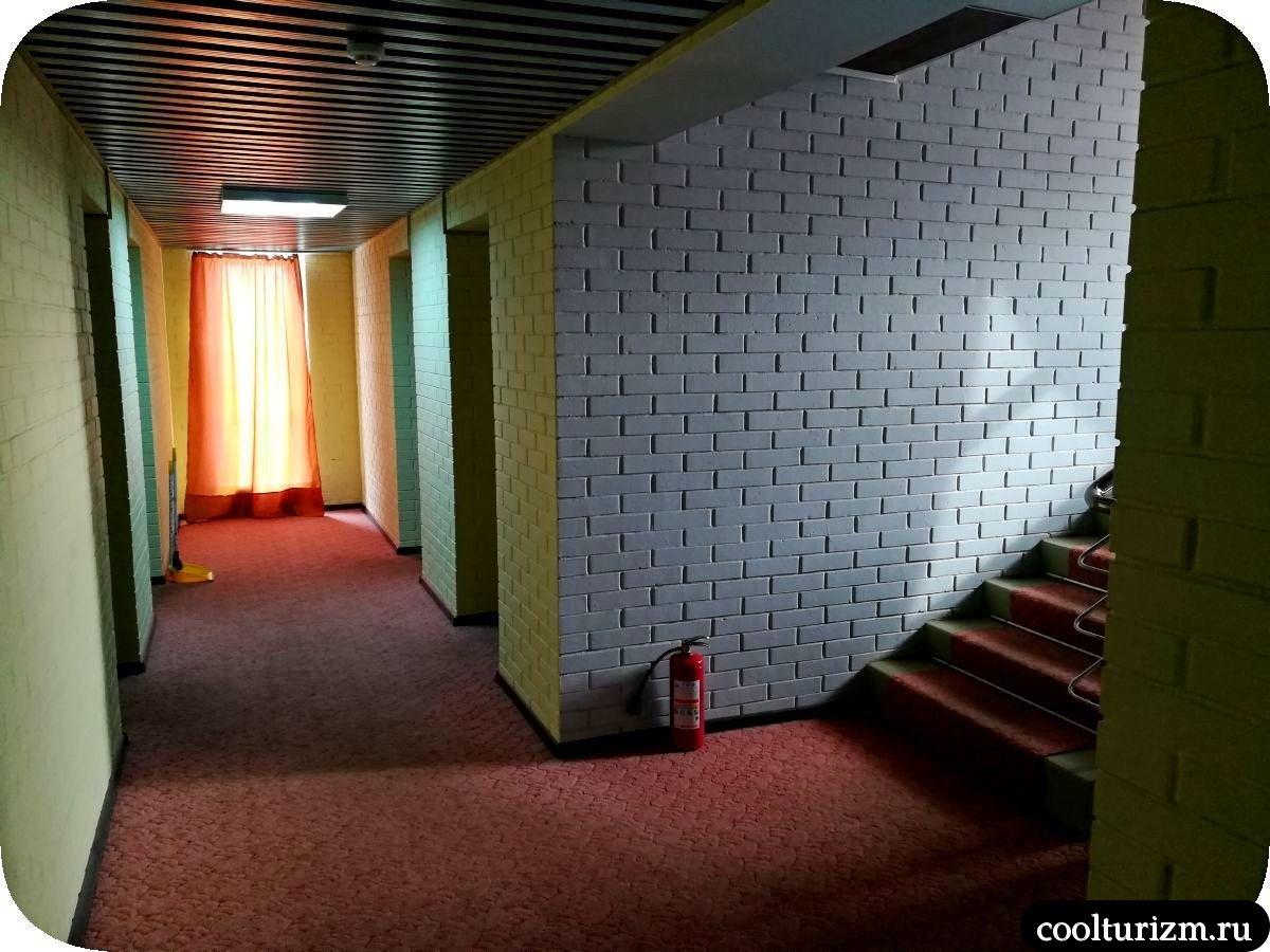Гостевой дом Внуково 41а коридоры