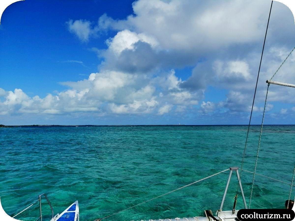 Плайя Бонита пляж Куба