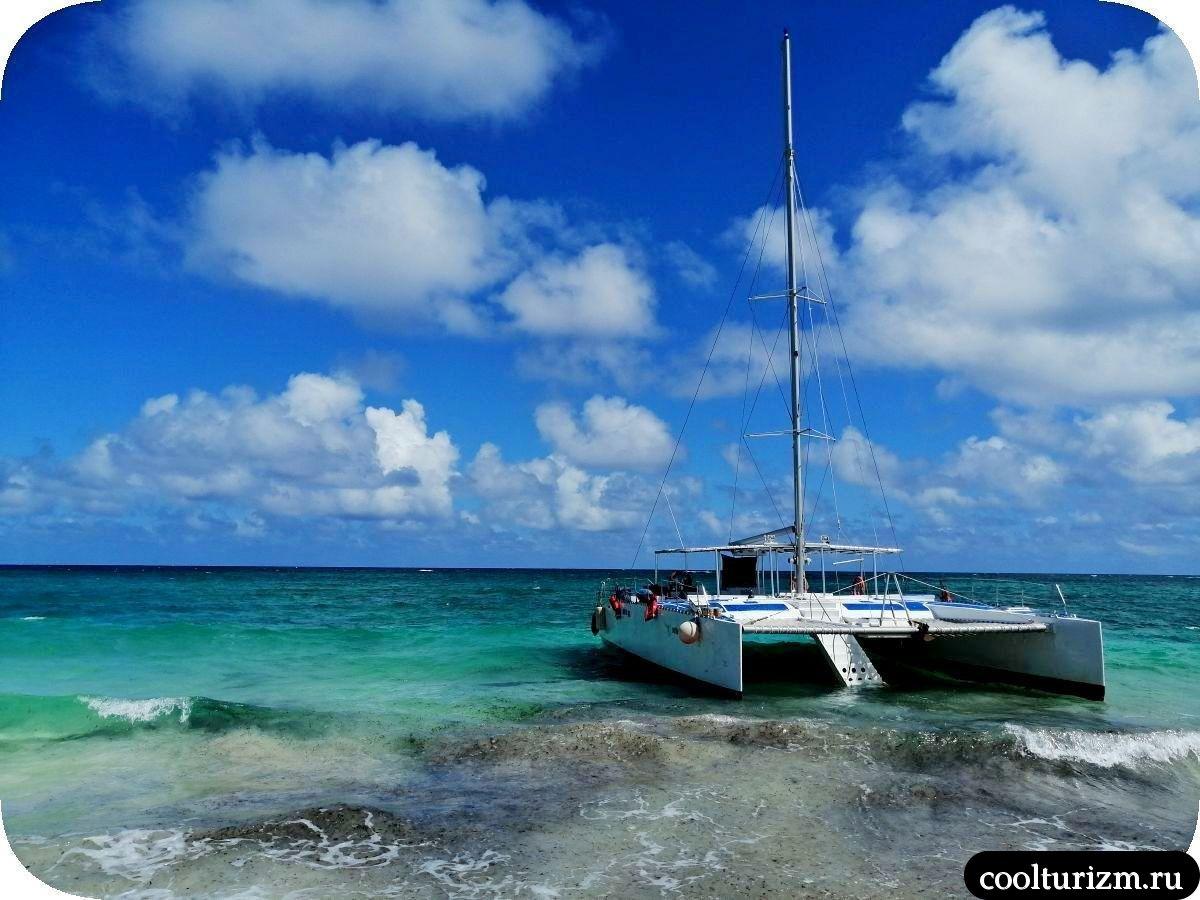 Пляж Бонита Куба