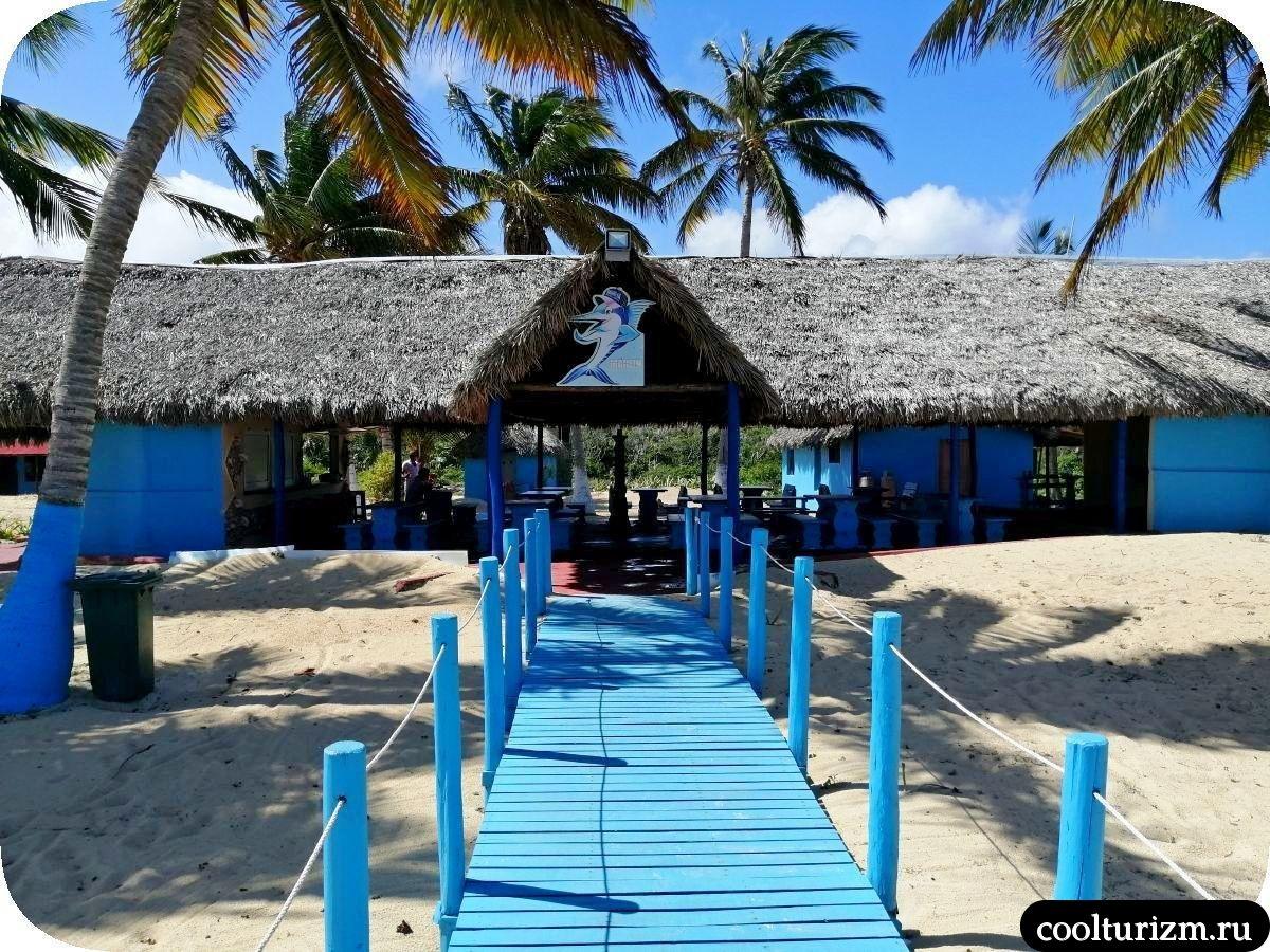 Плайя Бонита кубинский пляж