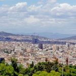 Гора Монжуик в Барселоне