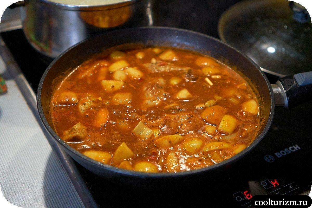 Рецепт карри с курицей и рисом пошагово рецепт