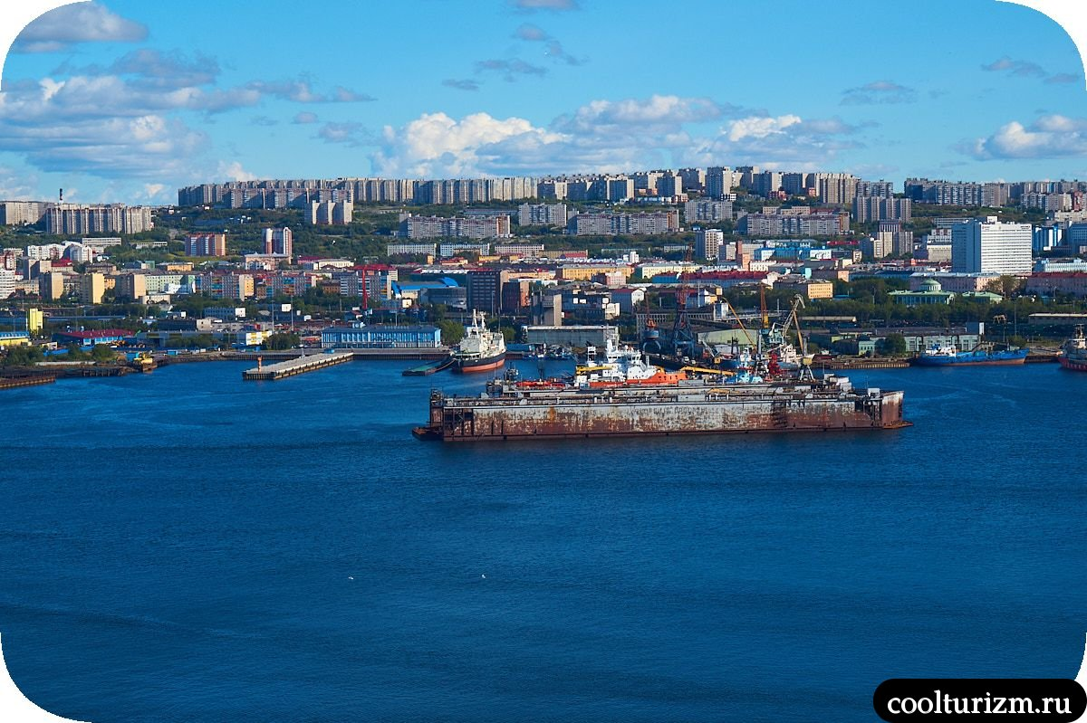 Абрам-мыс Мурманск фото