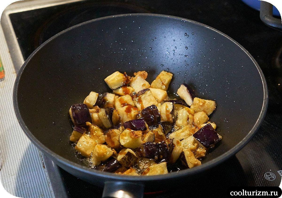 Хрустящие баклажаны с мясом как приготовить