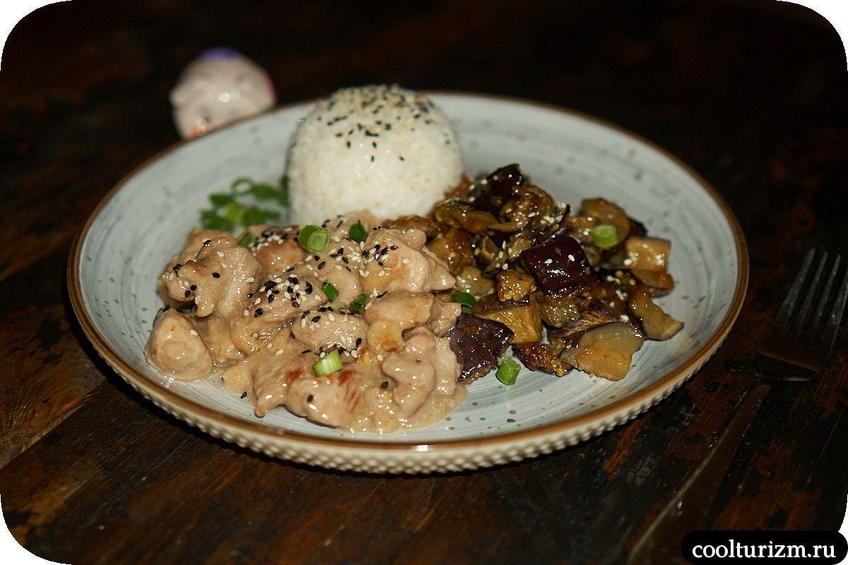 Хрустящие баклажаны с мясом рецепт с фото