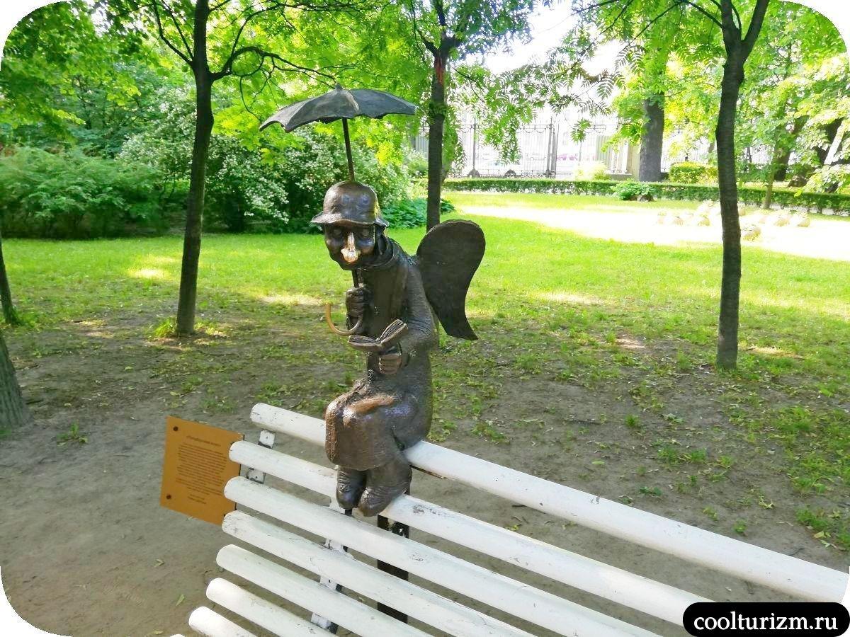 Петербургский ангел Шустрова