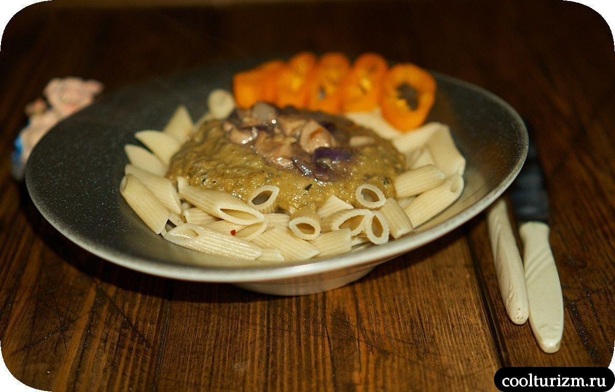 Куриное филе с овощным соусом простой рецепт пошагово