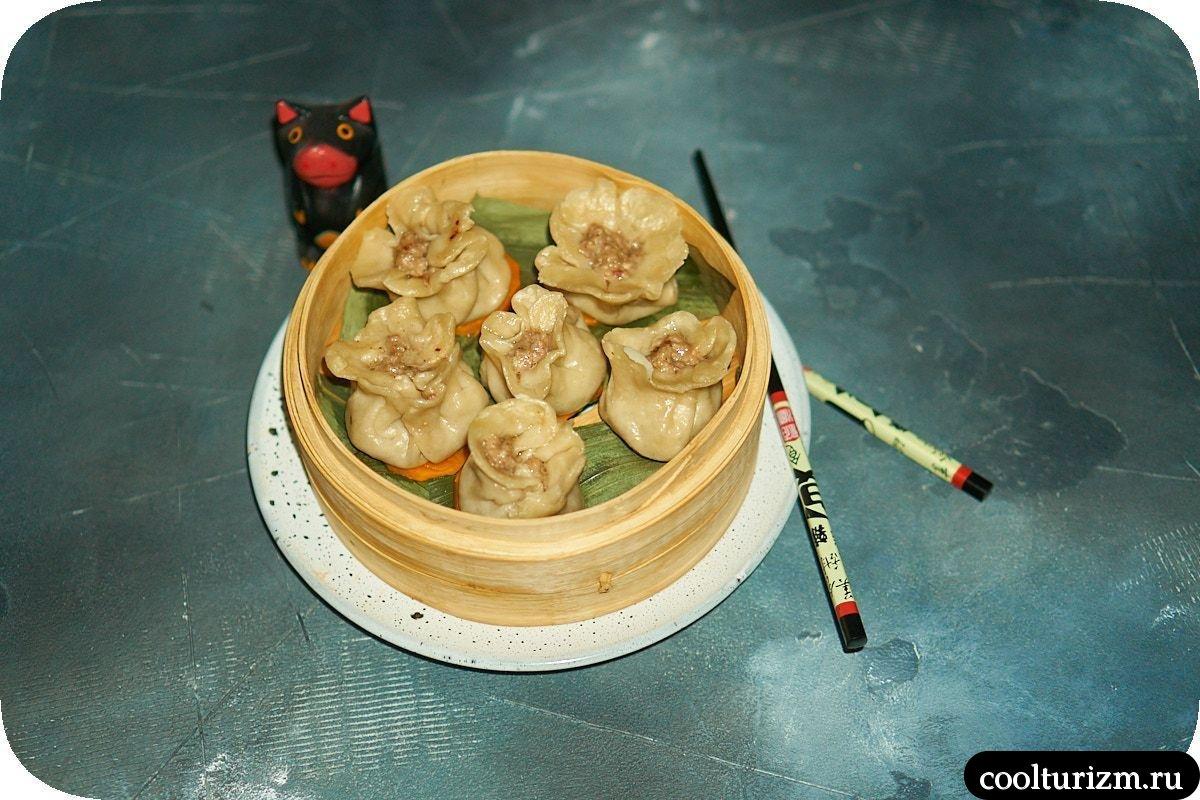 Китайские паровые пельмени рецепты
